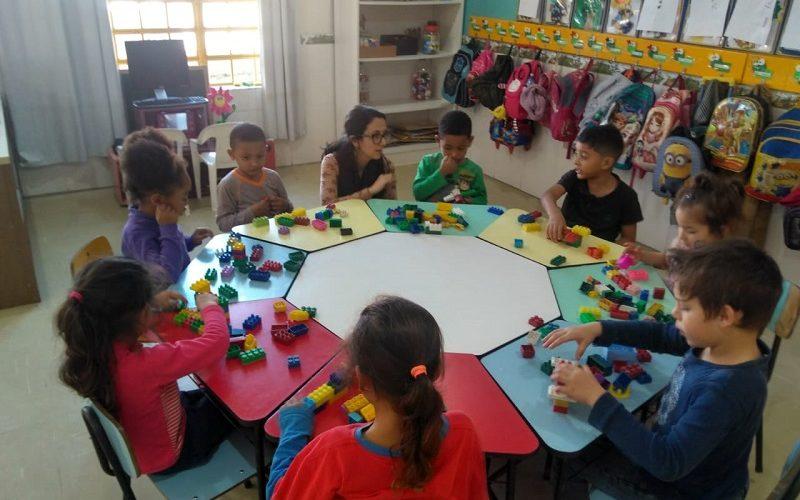 Educação física e psicologia para crianças em situação de vulnerabilidade social