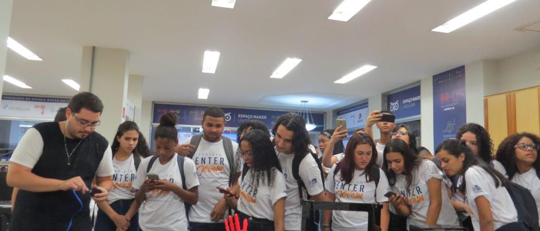 Projeto Enter Jovem estimula a inserção de jovens no mercado de trabalho