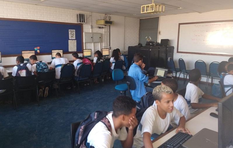 com apoio do instituto cyrela fazgame cria games para melhorar desempenho escolar